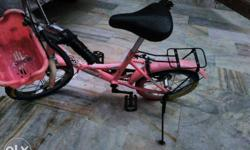Kids bicycle for immediate sale