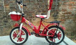 Kids Bicycle for sale... Suitable for kids age 3 to 6
