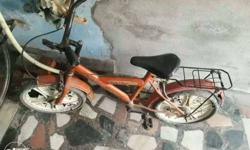kids cycle in good conditionfor sale