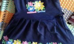 kids girls frock. 2 - 3 yrs. tirupur cotton. kindly