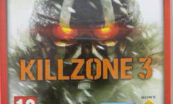 Kill Zone 3 PS3 Game in perfect condition.