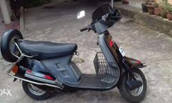 Kinetic Honda ZX, Good condition, Tax and Insurance