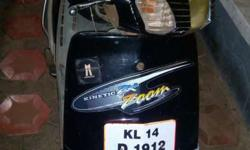 2002 model kinetic honda in good condition with all