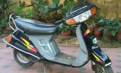 Kinetic Honda in good condition, new battery with