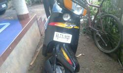 kinetic Honda full condition no complaints