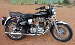2010 model Royal enfield Bullet electra.. With self