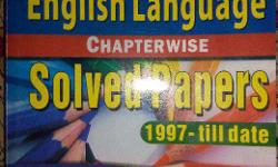 Kiran's SSC English language chapter wise solved