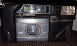 Kodak Kroma 35mm 10 Years Old in good condition well