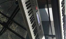 korg le for sale, with 128 mb original card worth 10000