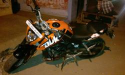 Make: KTM Model: Other Mileage: 8,000 Kms Year: 2012