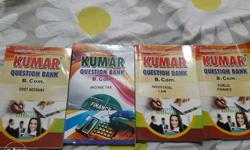 Kumar model paper for Bcom 2nd year new