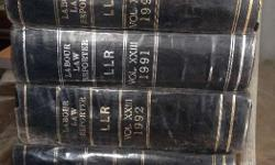 Labour Law books,good condition,covered. (Refer the