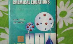 Language of chemistry in very good condition
