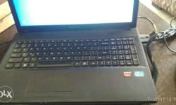 laptop Lenovo G-500 with 4gb ram 500gb HDD 2gb graphics