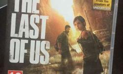 last of us neat cd.. sale or exchange with other ps3