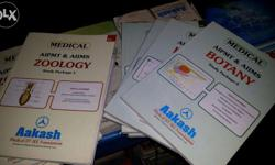 Complete package of 2015 edition Aakash medical for