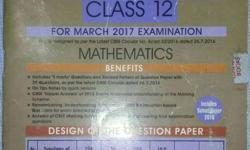 Latest oswaal sample papers of class 12 with new