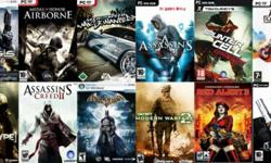latest PC games for sale at cheap rate .