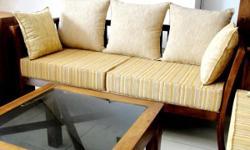 Wooden Sofa Set For Sale In Bangalore South Karnataka Classified