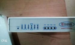 leased line 2 mb modem with good condition