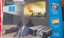 Excel Van Projector, Entertainment Projector, i have to