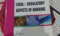 Legal And Regulatory Aspects Of Banking Book