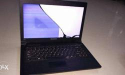 lenova labtop only screen damage but others good charge