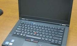 We Are Offering Now : Lenovo Thinkpad T - 430 3rd
