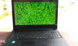 Lenovo G50 laptop I3 processor/4gb ram/1TB hard disk