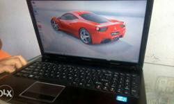 Lenovo G570/ core i3/ 2 GB/ 320 GB/ 15.6 led/ wifi/