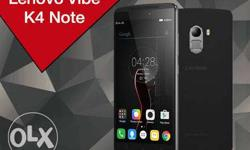 Lenovo k4 note 4months used. No scratches no
