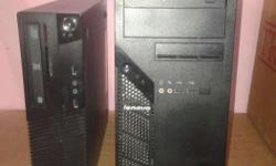 Lenovo M58 Core2duo 2gb /160gb dvd rw rS.5500 Branded