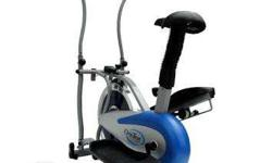 Less than 3hrs used Kobo elliptical trainer for sale.