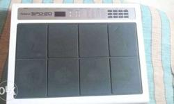 Less used Roland spd20 Used in church.. Planning to buy