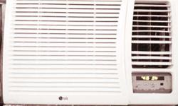 three star ac lg 1.5 ton in very good condition,ac sale