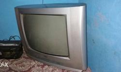 "Lg 21"" tv in very good condition like new If anyone"