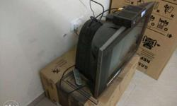 LG 21 inch Flatron TV for Sale Purcahsed 5 years ago