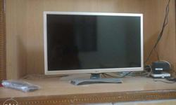 "24"" Inch LG LED TV, Bill is available, brand new 6"