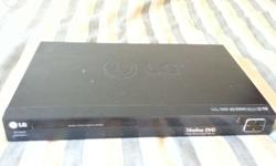 5.1 out lg dvd player with remote