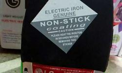Light Weight Electric Iron Easy Temperature Setting