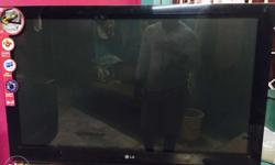 LG TV 44 inch plasma TV is out for sale everything is