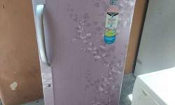 Single door double door fridge, washing machine top