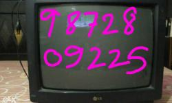 "LG sampurna color20""tv in veey good condition"
