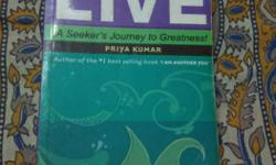 'LICENSE to LIVE' Best Selling book by Priya Kumar for