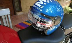 Limited edition Royal Enfield helmet. Not even used