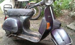 I have LML Vespa in excellent condition. Bike is one