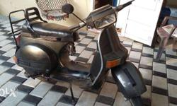 LML VESPA SELECT 2 98 model Single Owner Documents are
