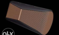 Logitech X300 bluetooth speakers in brand new