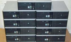 lot-hp-compaq-dc5750 Amd X2 Quantity Available