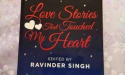 Love Stories That Touch My Heart Book